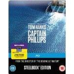 Captain Phillips Filmer Captain Phillips - Limited Edition Steelbook [Blu-ray] [2013]